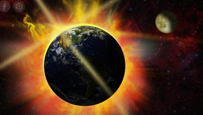 581ae1197c46 A napkitörésnek a Földön is lehetnek következményei / Illusztráció:  Northfoto/ A videó inditásához Katt ide!